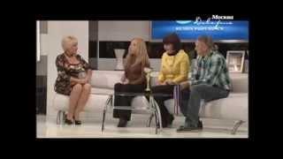 Ирина Грибулина в программе 50+