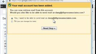 How to Fetch eMail Using GMail