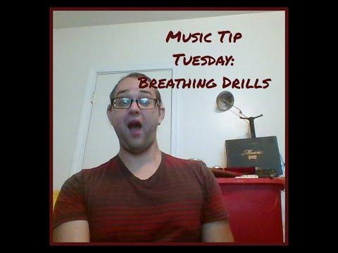 Breathing Drills Anyone?