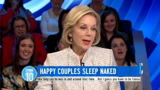 Happy Couples Sleep Naked