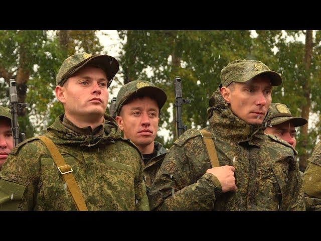 Ангарск принимает армейский чемпионат