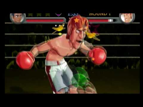 Видео № 0 из игры Punch-Out!! [Wii]