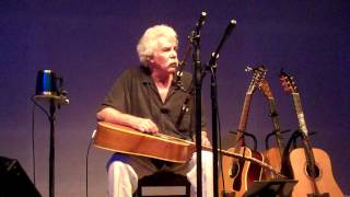 """Wasn't That a Mighty Storm"" performed live by Tom Rush, 2012-09-15 at Circle of Friends"