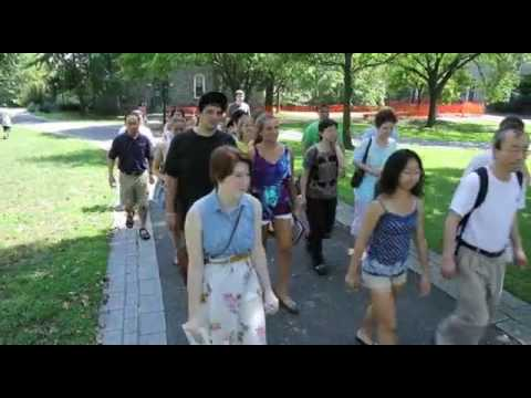 Walking Backwards - Life of a Tour Guide