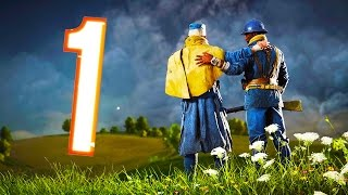 Battlefield 1 - Random & Funny Moments #21 (Human Cannon, Spawn Fails!)