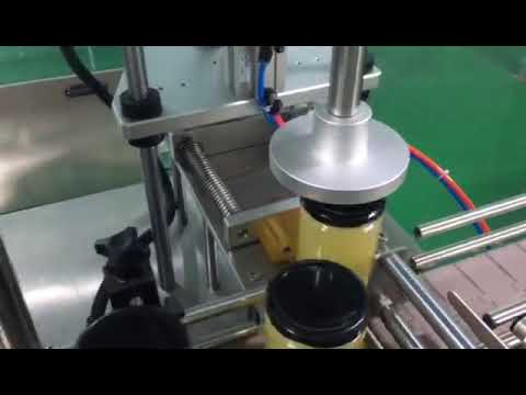 Ghee Bottle Filling Machine