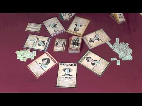 Dice Tower Reviews: Wyatt Earp