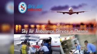 Entire Medical Aid in Sky Air Ambulance from Mumbai
