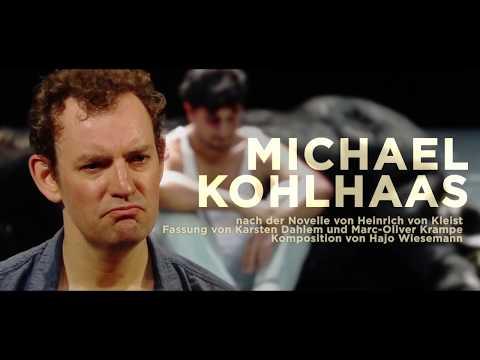 MICHAEL KOHLHAAS nach Heinrich von Kleist - Premiere 07.09.2017
