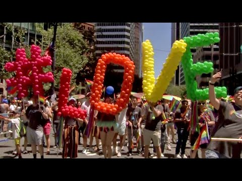2018 Pride Parade Highlights: Community and Corporations