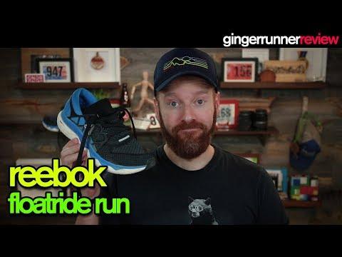 REEBOK FLOATRIDE RUN REVIEW | The Ginger Runner