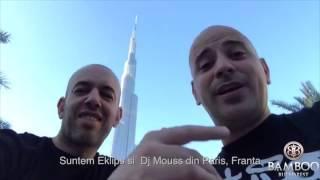 Dj Mouss  Mc Eklips  Bamboo Bucharest on February 6th 2016  video drop
