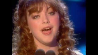 """Charlotte Church. """"O Holy Night"""" & """"Silent Night"""" (2000), live, from Christmas concert in Vienna."""