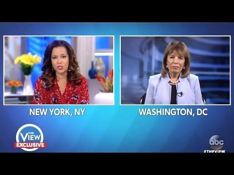 Rep Jackie Speir - Interviewed On New Legislation & Papadopoulos - The View