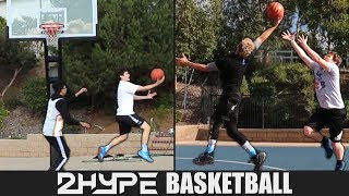 2HYPE BASKETBALL WITH THE ORIGINAL RULES!!!