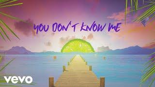 Sigala, Shaun Frank, Flo Rida   You Don't Know Me Ft. Delaney Jane (Lyric Video)
