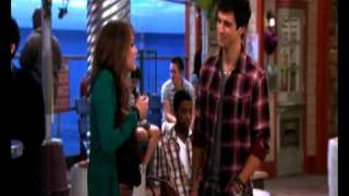 Hannah Montana Forever: Miley falls in love with Jessie (funny)