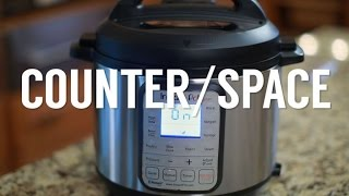 Is a multicooker the only small appliance you need? (Counter/Space)