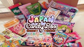 Japan Candy Box : Обзор японских сладостей