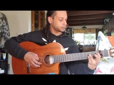 This is a flamenco tango from southern Spain.