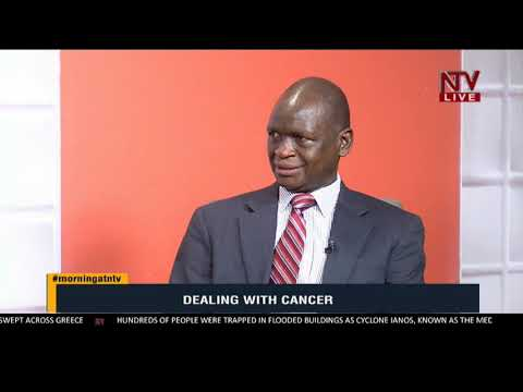 TAKE NOTE: Tracking Uganda's efforts to deal with cancer