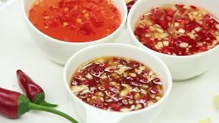 Как приготовить Dipping sauce  - вьетнамские соусы для мяса, рыбы и птицы