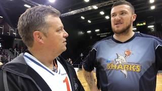 VIDEO - Tom Vodanovich Post-Game v Rangers