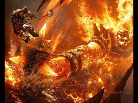 The Story of Ragnaros the Firelord - Part 1/2