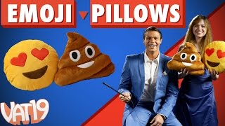 Video for Emoji Pillows