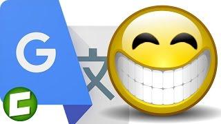 Приколы с переводчиком Google