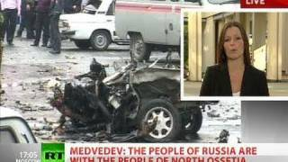Fresh Fears: Bomb attack brings back terror horror to Russia's south