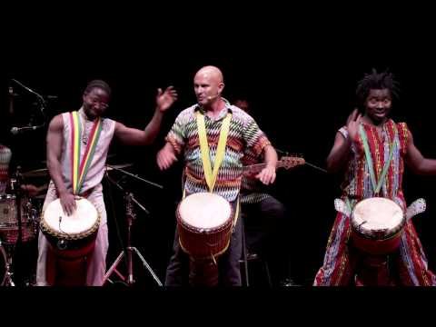 Do You Speak Djembe? | Doug Manuel | TEDxHollywood