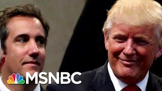 Trump's Goose Now Cooked Like Al Capone's Taxes, Says Top Lawyer | The Beat With Ari Melber | MSNBC