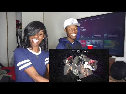 Lil Uzi Vert x Nicki Minaj The Way Life Goes Remix Reaction