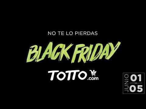 BlackFriday TOTTO | Descuentos Increíbles