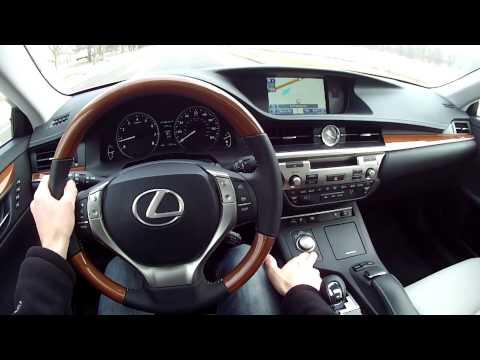 2014 Lexus ES 350 - WR TV POV Test Drive