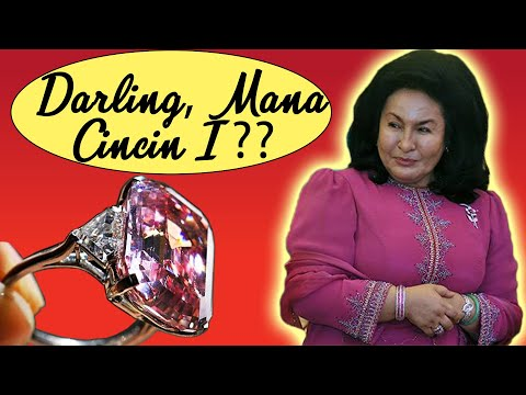 Bini Najib 'Fashionista,' Belanja Juta-Juta~! Jom Kenali Rosmah Mansor