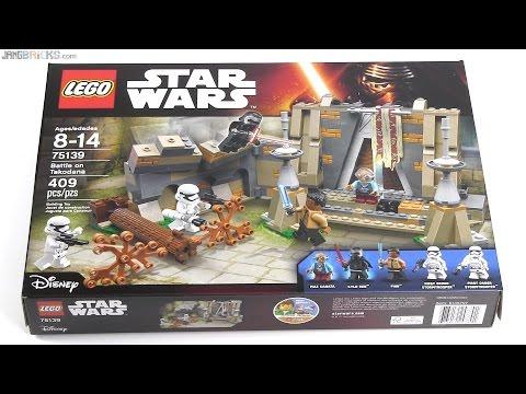 lego star wars 75139 pas cher. Black Bedroom Furniture Sets. Home Design Ideas