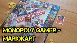 Monopoly Gamer Mariokart - Review - Regeln - Brettspiel - Boardgame Digger