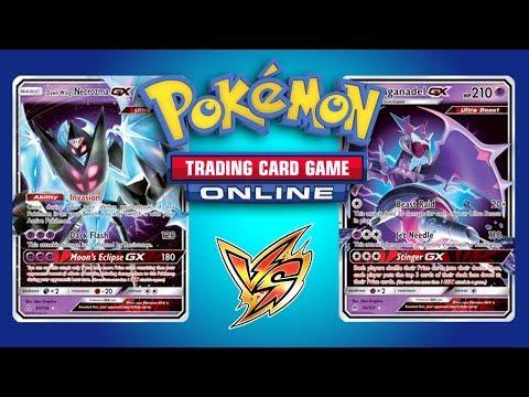 Dawn Wings Necrozma GX / Ultra Necrozma GX vs Random Decks – Pokemon TCG Online Game Play