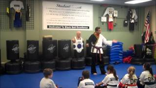 preview picture of video 'Dinoto Karate Center - Mount Laurel NJ - Martial Arts for Every Day Living - Motivation'