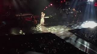 Pink With Chris Stapleton   Love Me Anyway @ MSG 5 21 2019