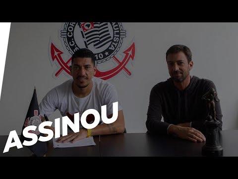 Ralf assina com o Corinthians e manda recado para Fiel