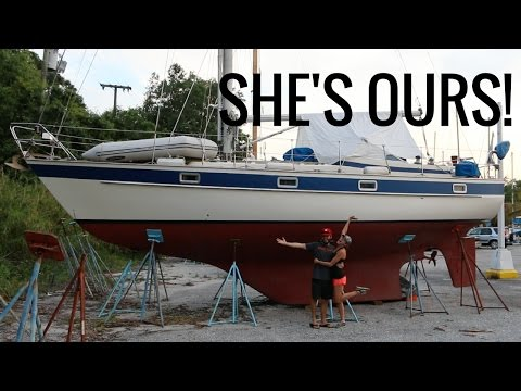 3] Buying our 35′ Hallberg-Rassy Sailboat | Abandon Comfort – Sailing The World