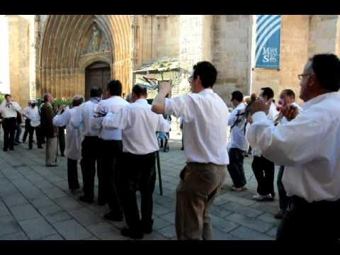 ARANDA DE DUERO (BURGOS) CRUZ DE MAYO 2009