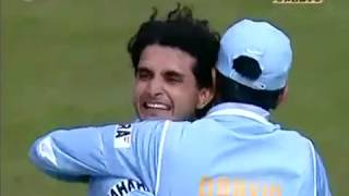 2007 - India vs South Africa 3rd ODI Future Cup @ Belfast Highlights