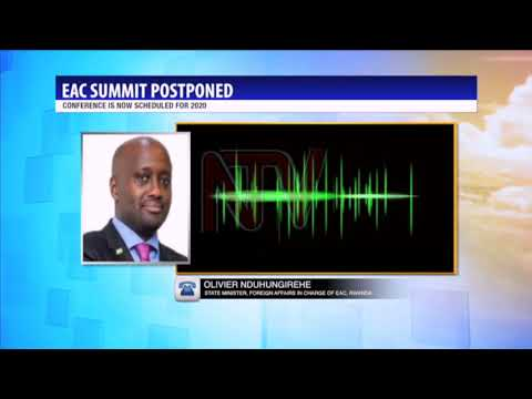 EAC summit postponed
