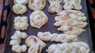 11 СПОСОБОВ ФОРМИРОВАНИЯ БУЛОЧЕК! Изготовление булочек, 11 вариантов оригинальных форм