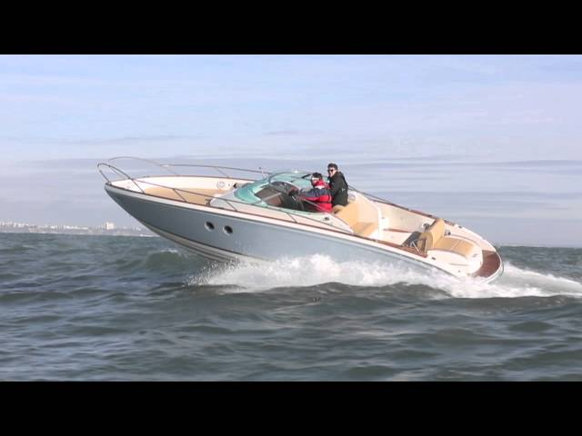 Cormate T27 Supermarine review | Motor Boat & Yachting