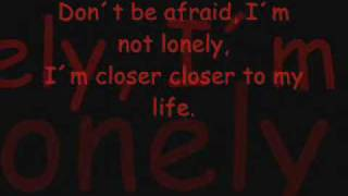Fool's Garden - Closer lyrics